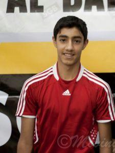 اللاعب حسين الصادق